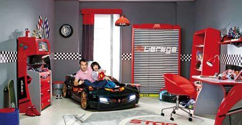 arabali çocuk odasi takimlari 1