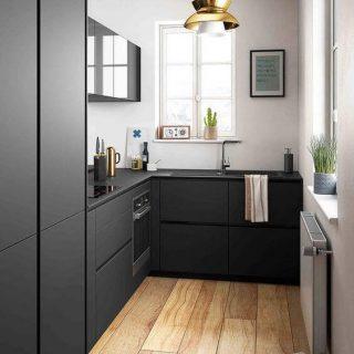 modern-siyah-mutfak